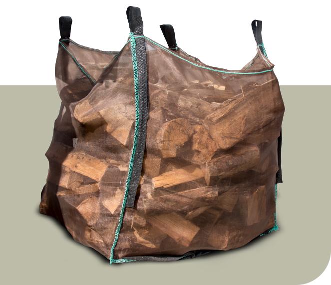 Loose Tote Firewood