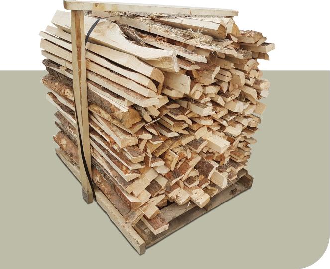 Slab Board Pine Skids